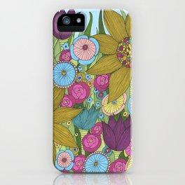 Garden of Miracles iPhone Case