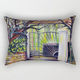 Surreal memories Rectangular Pillow