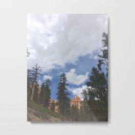 Bryce Canyon Serenity Metal Print