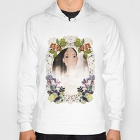 pocahontas Hoodies featuring Disney: POCAHONTAS  by AlyBee