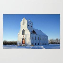 Church in the Wild Rug