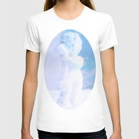 faith T-shirts featuring Faith by Rose Etiennette