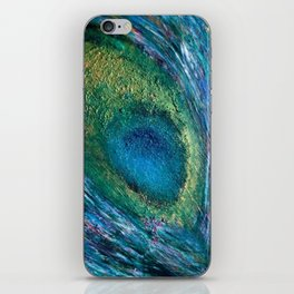 the feather iPhone Skin
