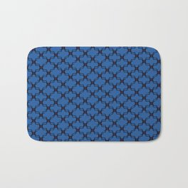 Blue Emerald Bath Mat