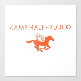 camp half blood original Canvas Print