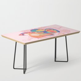 Koi betta Coffee Table