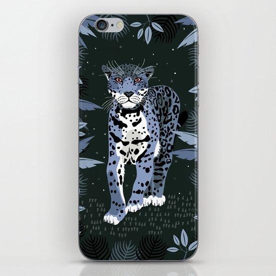 Midnight Jaguar iPhone & iPod Skin