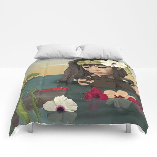 Sad Comforters