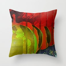 Winter Apples  Throw Pillow