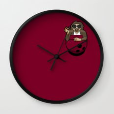 Pocket Dude (03) Wall Clock