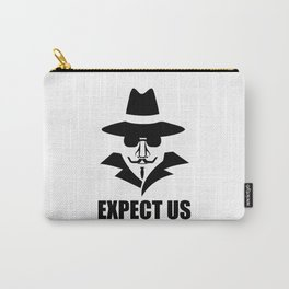 We are anonymous Carry-All Pouch