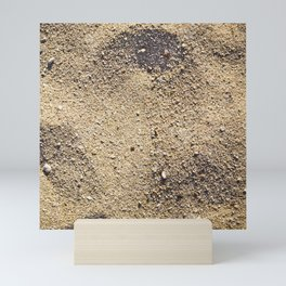 Texture #5 Sand Mini Art Print