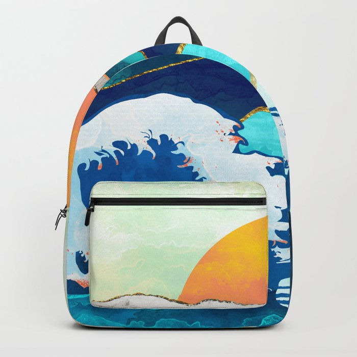 Stormy Waters Backpack