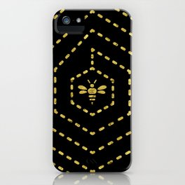 Honeycomb Home iPhone Case