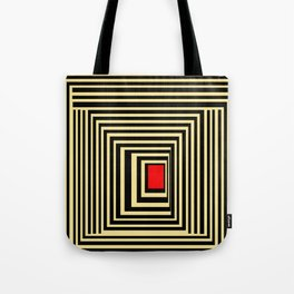 Red point Tote Bag