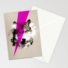 Wolf Rocks Stationery Cards