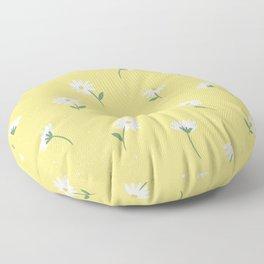 Little Daises Floor Pillow