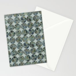 Sifnos Circles Stationery Cards