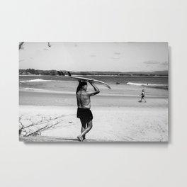 Surf's up Metal Print
