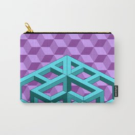 impossible patterns Carry-All Pouch