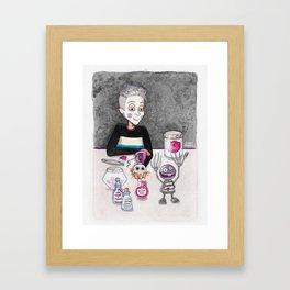 ZaidKenstein Framed Art Print