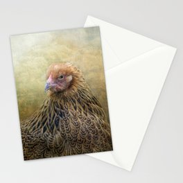 In a Fowl mood... Stationery Cards