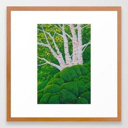 The Glade Framed Art Print