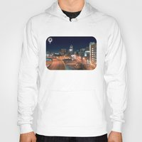 baltimore Hoodies featuring Baltimore by Andrew Mangum