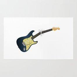 Clean Guitar Neck Break Rug