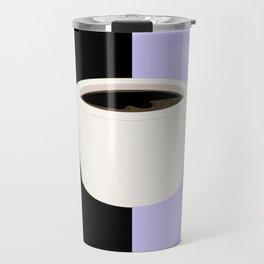 Lilac Coffee Travel Mug