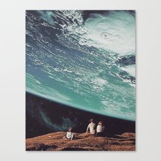 Astronomical Limits Collaboration with Thom Easton Canvas Print