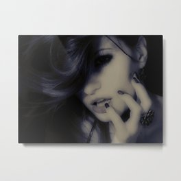 Gabrielle 02 Metal Print