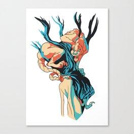 DragonsHeir Canvas Print