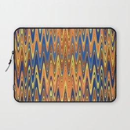 Hitzewelle - Muster Laptop Sleeve