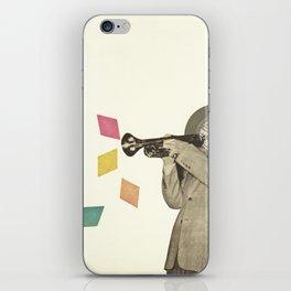 Blue Note iPhone Skin