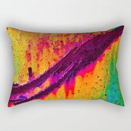 Beauty of Rust Rectangular Pillow