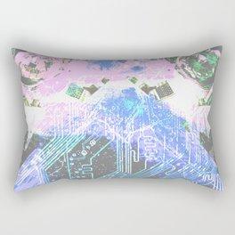 Blast off Rectangular Pillow