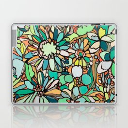 coralnturq Laptop & iPad Skin