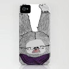 Trendi Yeti iPhone (4, 4s) Slim Case