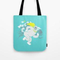 Save the Yeti Tote Bag