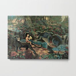 The Jungle Book Metal Print