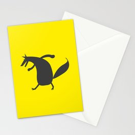 Fox or Wolf? Stationery Cards