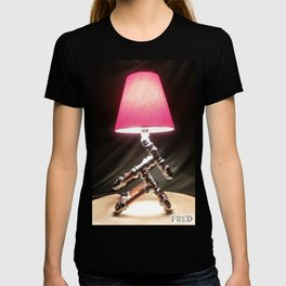 Accent Lamps  - Copper and Chrome Collection - FredPereiraStudios.com_Page_13 T-shirt