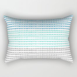 Scallops Rectangular Pillow