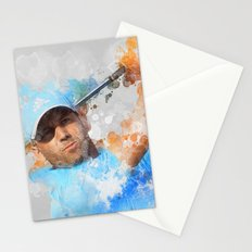 Sergio Garcia Stationery Cards