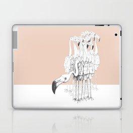 Weird & Wonderful: Flamingo Boys Laptop & iPad Skin