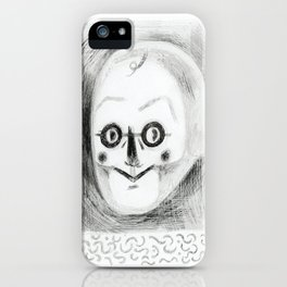 Mr S. iPhone Case