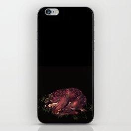 Deer Dear Deer iPhone Skin