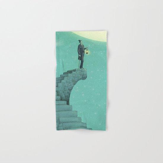 Moon Steps Hand & Bath Towel