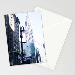 42nd Street & Madison Stationery Cards